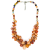 Multi-Agate Necklace - Necklaces -