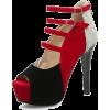 Multi Color Shoes - Classic shoes & Pumps -