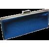 Mundi Glitterati Framed Clutch Blue - Сумки c застежкой - $12.77  ~ 10.97€