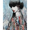 """Muse"" Series by Hush - Illustrations -"