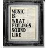 Music text - Illustrations -