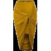 Mustard Skirt 2 - Saias -