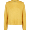 Mustard Sweater - Puloveri -