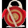 Muuñ Rosa straw bag - Bolsas pequenas -