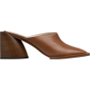 N°21 BLOCK HEEL MULES - Classic shoes & Pumps -
