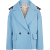 N°21 Double Breast Hooded Coat - Jacket - coats -