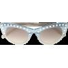Nº21 embellished cat-eye sunglasses - Occhiali da sole -