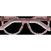 NALA pink frame eyeglasses - Anteojos recetados -