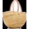 NANNACAY raffia tote - Hand bag -