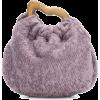 NANUSHKA Mini Mahala faux tote - Hand bag -