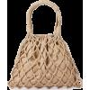 NANUSHKA Naiya faux leather shoulder bag - Bolsas pequenas -