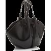 NANUSHKA black handbag - Borsette -