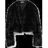 NEHERA / fake fur cropped jacket - Kurtka -