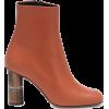 NEOUS Clowesia leather ankle boot - Čizme -