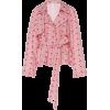 NEVENKA  pink & red jacket - Giacce e capotti -