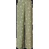 NEVER FULLY DRESSED - Spodnie Capri -