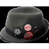 DIESEL Šešir - 有边帽 - 360,00kn  ~ ¥379.71