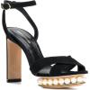 NICHOLAS KIRKWOOD Casati pearl platform - Sandals -