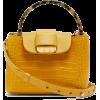 NICO GIANI  Myria leather cross-body bag - Hand bag -