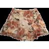 NICOLE FARHI mini skirt - Skirts -