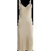 NILI LOTAN beige neutral cropped - Dresses -