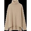 NILI LOTAN neutral pullover - プルオーバー -