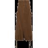 NINO BABUKHADIA corduroy skirt - Gonne -