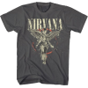 NIRVANA galaxy in utero t-shirt - T-shirts -