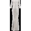 NORMA KAMALI Mermaid-hem off-the-shoulde - Dresses -