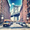 NYC street - Tła -
