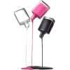 Nail Polish :White, Pink and Black - Cosméticos -