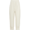 Nanushka Selah Faux Leather Pants - Spodnie Capri -
