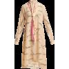 Natasha Zinko Tie-neck silk-georgette dr - Dresses -