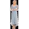 Nataya Vintage Inspired Dress - Illustrations -