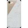 Native Union Clic Marble Iphone 7 & 7 Pl - Uncategorized -