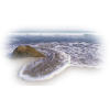 Sea Beach Blue - Natura -
