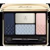 Navy. Blue. Beige. Pink. Eye shadow - Cosmetics -