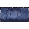Navy Blue Heels - Torbe s kopčom -