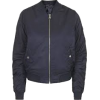 Navy blue bomber jacket - Jacket - coats -