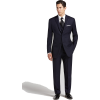 Navy blue tuxedo (Men's Wearhouse) - Abiti -