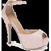 Shoes Beige - Cipele -