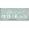 Beach Sign - Natureza -
