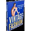 Book Vintage Fashion - Items -