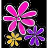 Flowers - Ilustracje -