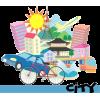 City - Ilustrationen -