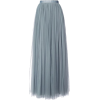 Needle & Thread pleated maxi skirt - Skirts -