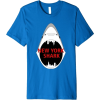 New York Shark mens tshirt - T-shirts - $19.99