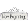 New Beginnings Text - Teksty -