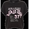 New Look 1997 rock Tshirt - Majice - kratke -