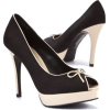 New Look black and white heels - Classic shoes & Pumps -